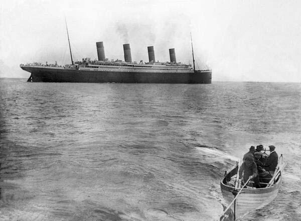 RMS Titanic - cover