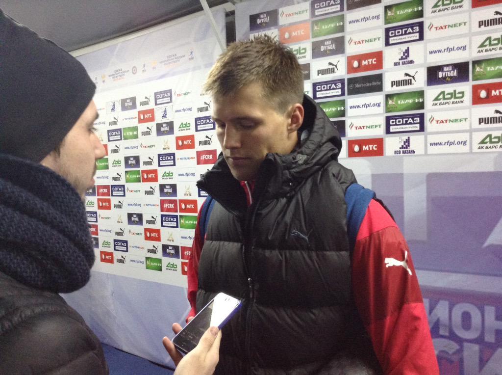"""Максим Канунников: хотели сразу дать понять, что у """"Арсенала"""" нет шансов"""
