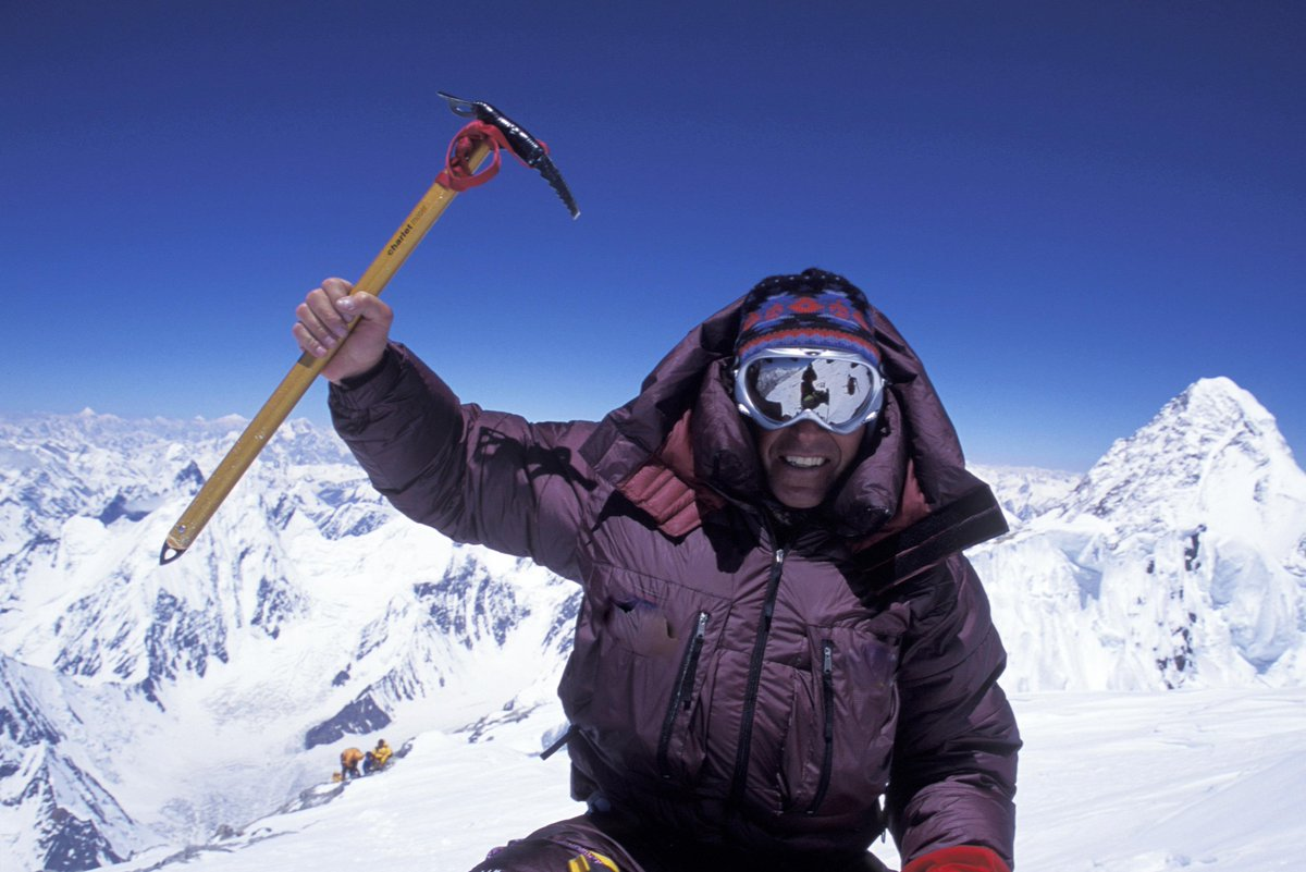 """Push yourself beyond what you think you can do."" -@EViesturs #mondaymotivation http://t.co/XUI1ywSqQK"