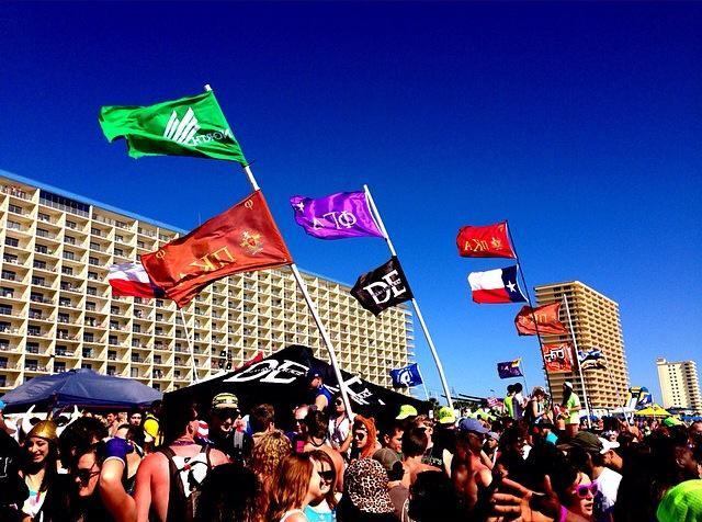 Panama City Beach next week for Spring Break. (March 15-21) http://t.co/rhWWqIivSk