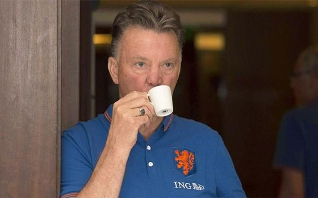 The Only Cup Van Gaal will be lifting this season. http://t.co/g8havtMHrQ