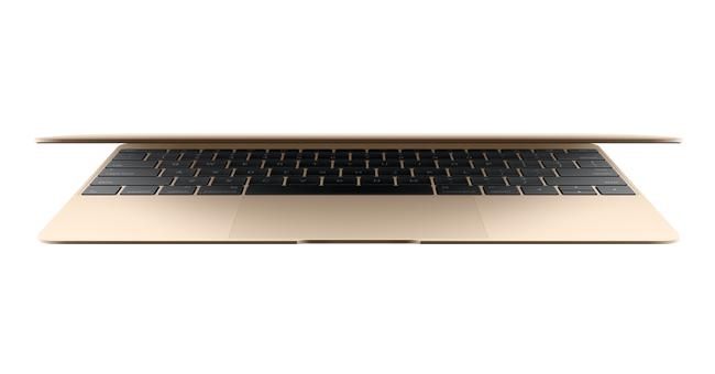 """UFFICIALE: annunciato il nuovo MacBook da 12""""! SOTTILISSIMO e in ORO!  IL LIVE: http://t.co/jVO0SPMpHb http://t.co/c0d6jSCjWs"""