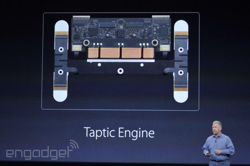 Taptic Engine : trackpad diving board includes Taptic Engine | Scoopnest