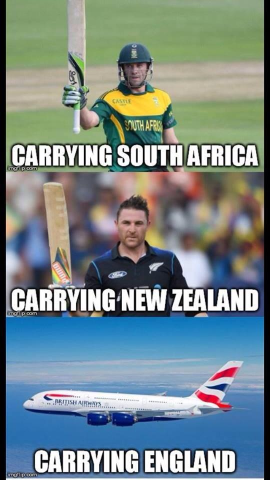 Geezer didn't find this funny, me on the other hand will never get tired of it: #CWC15 http://t.co/jeLemLvaIw