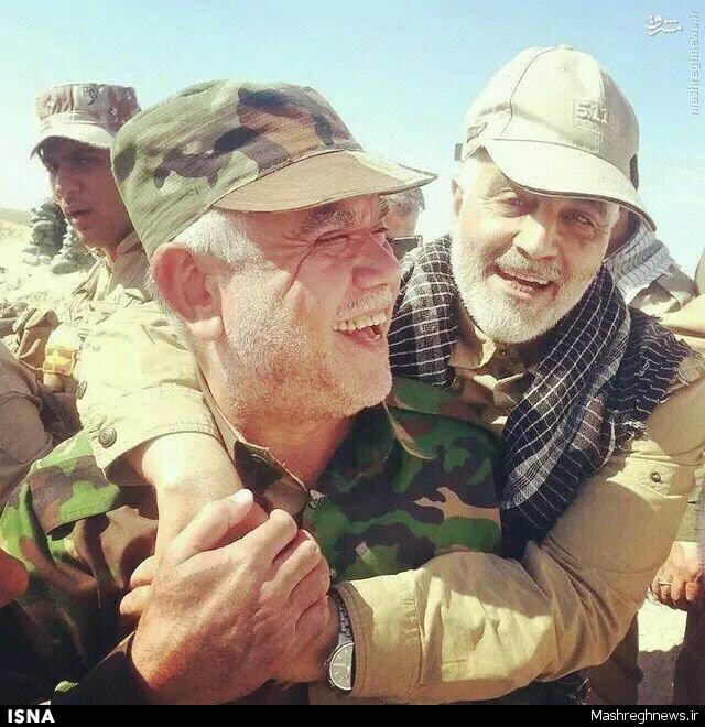 """الجنرال قاسم سليماني: """"بطل"""" حرب إيران ضد الجهاديين http://t.co/AomZdROGRk http://t.co/vM1PVjQ6EB"""