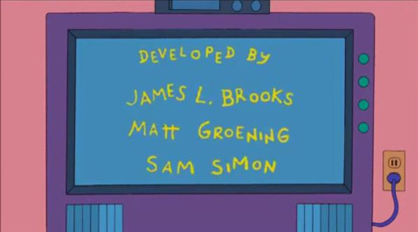 RIP Sam Simon. #TheSimpsons will go down as an iconic show but what you did beyond the show is legendary. http://t.co/1K94qbJXb1