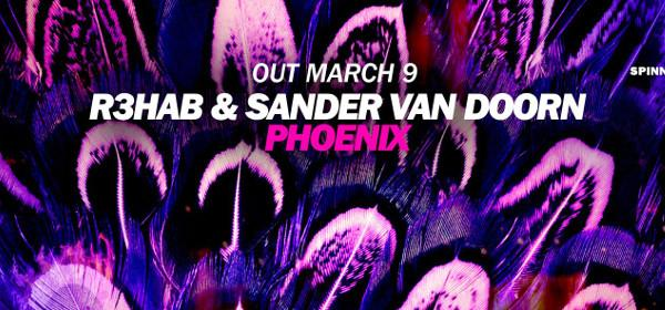 "OUT NOW! @R3hab & @SandervanDoorn release their collaboration ""PHOENIX"" ▶▶ http://t.co/TgNcaTLxnK @SpinninRecords http://t.co/4LQD2JcF1r"
