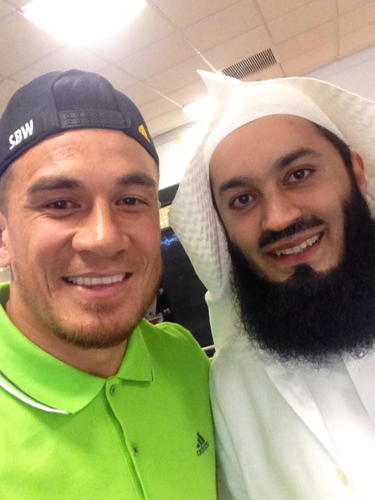 brother muftimenk love...