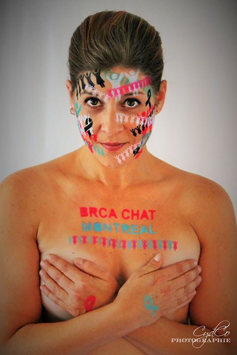 What does #BRCA look like? Read more about BRCA & @karenBRCAMTL's story! http://t.co/btRcQGzc9S #breastcancer http://t.co/tPkmxEsrJr
