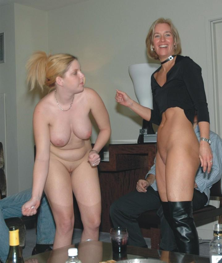 Mother and daughter nude selfies