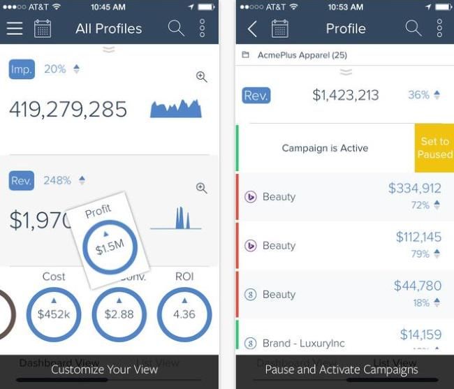 Kenshoo Anywhere App Users Can Now Manage, Adjust Campaigns: http://t.co/4CgS86OV1j @Kenshoo #Facebook http://t.co/RCOSVDmm8H