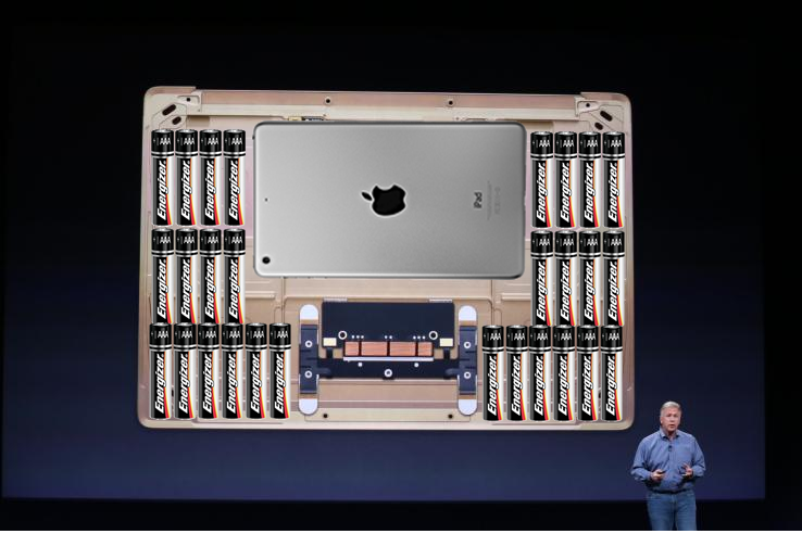 The new Macbook teardown by iFixit http://t.co/DdgddvrP70