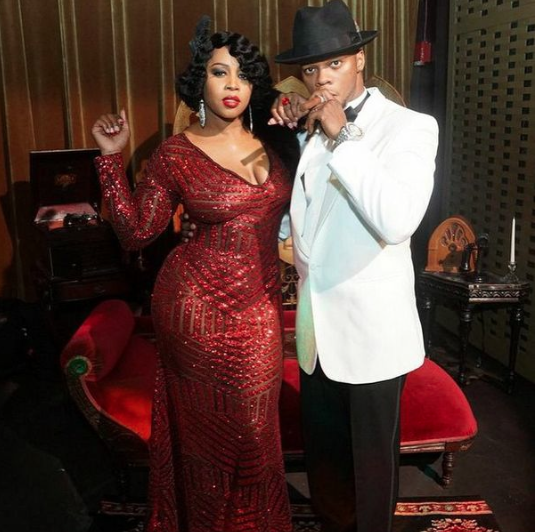Xonecole On Twitter Remy Ma Throws Papoose A Surprise Harlem