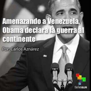.@NicolasMaduro @dcabellor @gestionperfecta  #ObamaYankeeGoHome QUIEN SE METE CON UNO SE METE CON TODOS.! http://t.co/AQXf40lfmd