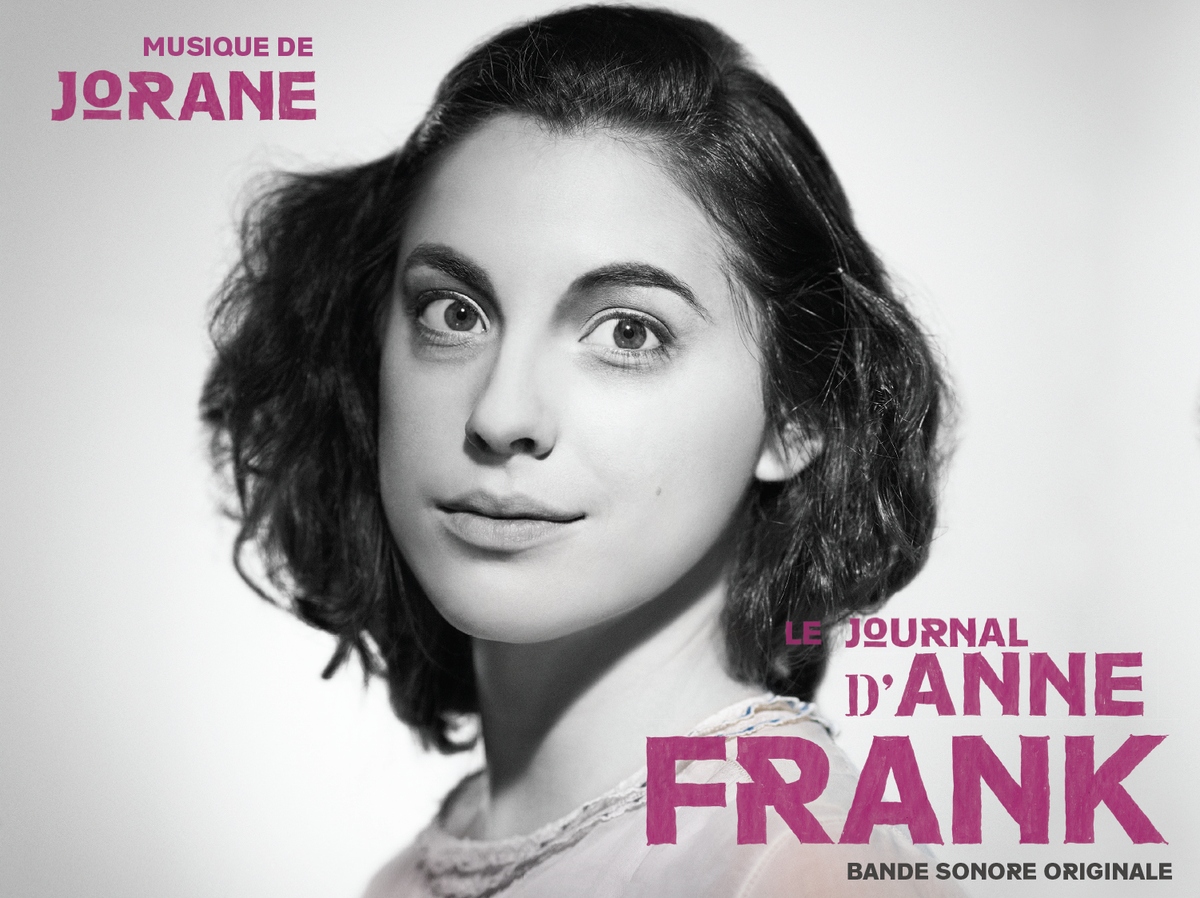 #LeJournalDAnneFrank by #Jorane: Beautiful stage score complete with fantastic cello performances by Jorane - 8.5/10<br>http://pic.twitter.com/x97sxRFXQv