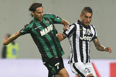 Sassuolo JUVENTUS info Diretta Streaming 28 ottobre 2015