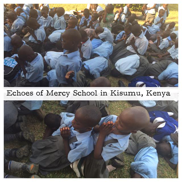 Bless their hearts.These sweet orphans from Kenya  were on their faces praying for us today. Words can't express... http://t.co/2csHN9q0lN