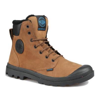 ботинки мужские зимние на натуральном меху где выбрать в интернет магазине