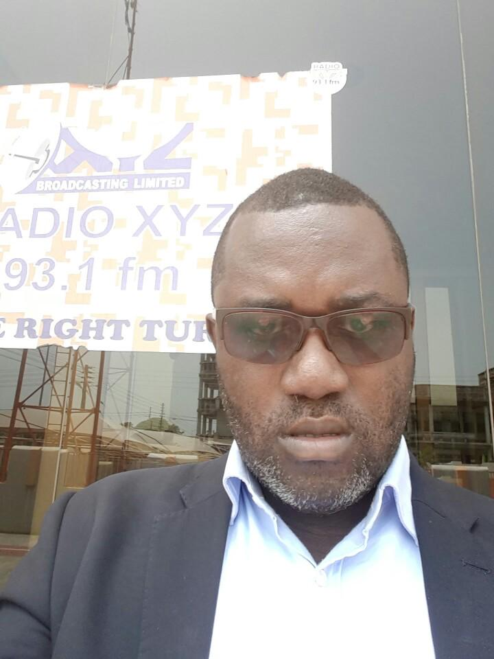 """All set 4 @africainfocus14 on #ecowas (@ Radio XYZ -- """"Africa in Focus"""" Show in Accra) https://t.co/C2a2Zjd3Q9 http://t.co/h4jcrJxj0Y"""