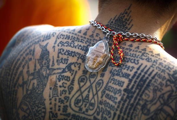 Magic tattoos meditation and snake venom ink inside the thai magic tattoos meditation and snake venom ink inside the thai tattoo festival http thecheapjerseys Choice Image
