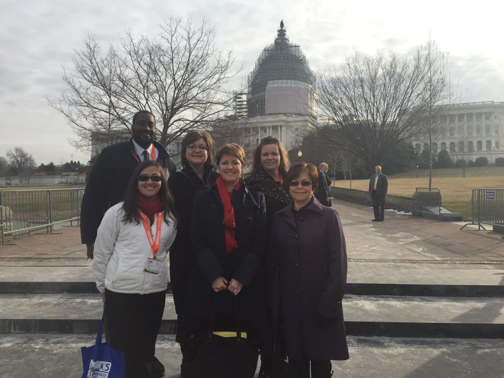 On our way to encourage Congress to #Invest3to6 #NAA2015 @TxAce21 http://t.co/TbND5M6P5Q
