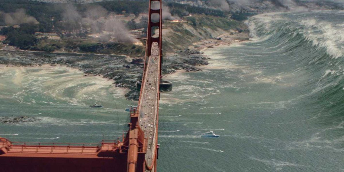 Watch San Francisco get destroyed in 'San Andreas' movie trailer