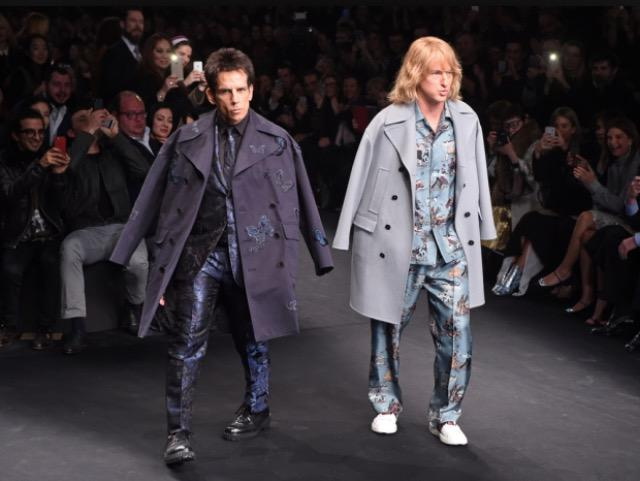 DEAR #DEREK #ZOOLANDER & #HANSEL CAN #SIBLING BOOK YOU FOR JUNE #LCM? #Valentino CLOSING LOOKS