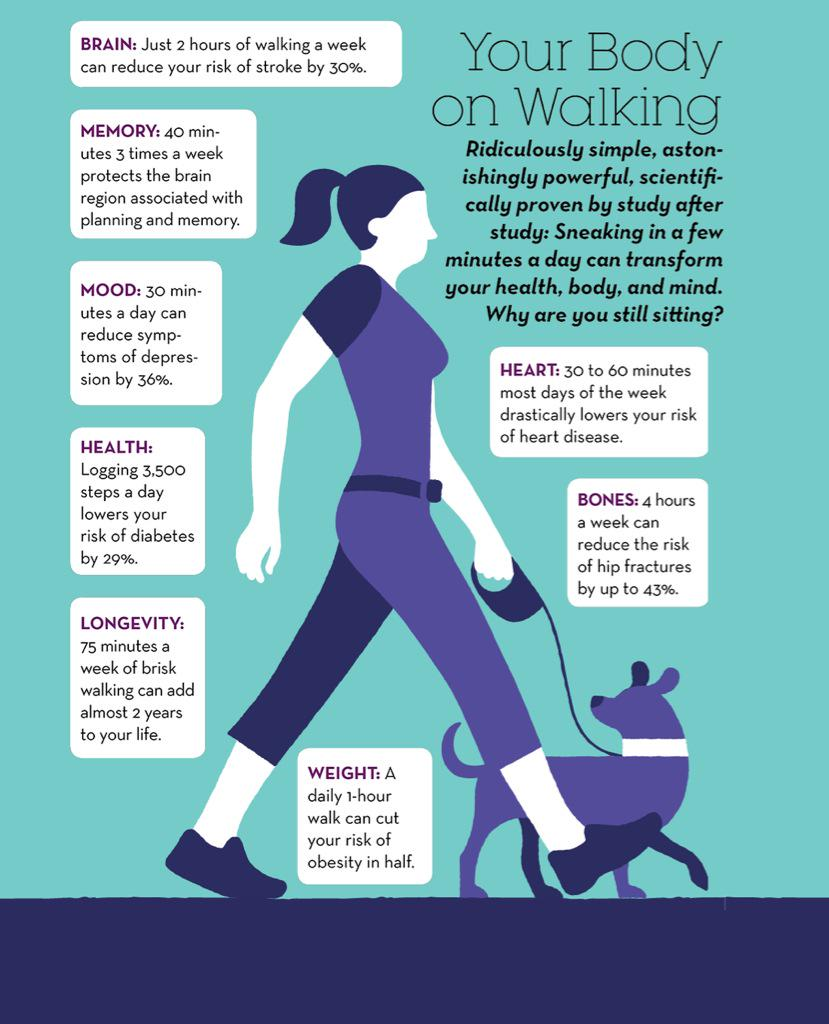 Walking is ridiculously good for you. Check out this infographic ! With @worldwalkingorg @ramblersscot @5x50challenge http://t.co/m0Ov5kHgV9