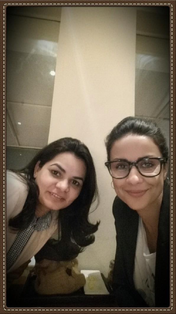 With @SwatySMalik . #KhanMarket