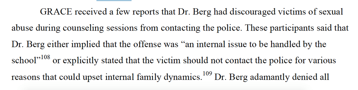 #GRACEReport vs. @BJUPresident #ConOrCandor #BJUisNOTSafe Page 181. http://t.co/3nz1xcSb2T