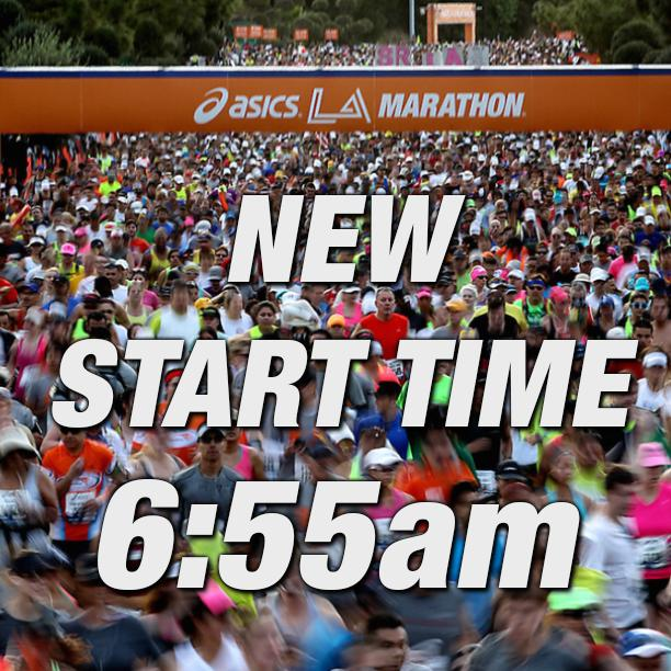 ALERT: Race will start 30 minutes earlier at 6:55 a.m. Find out more info here: http://t.co/PSwpKbt7wx http://t.co/qY9kD7SbLb