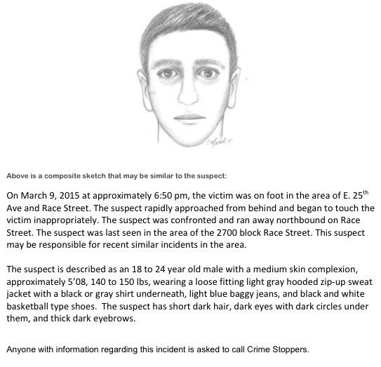 Denver Police News Yesterday: Embedded Image Permalink