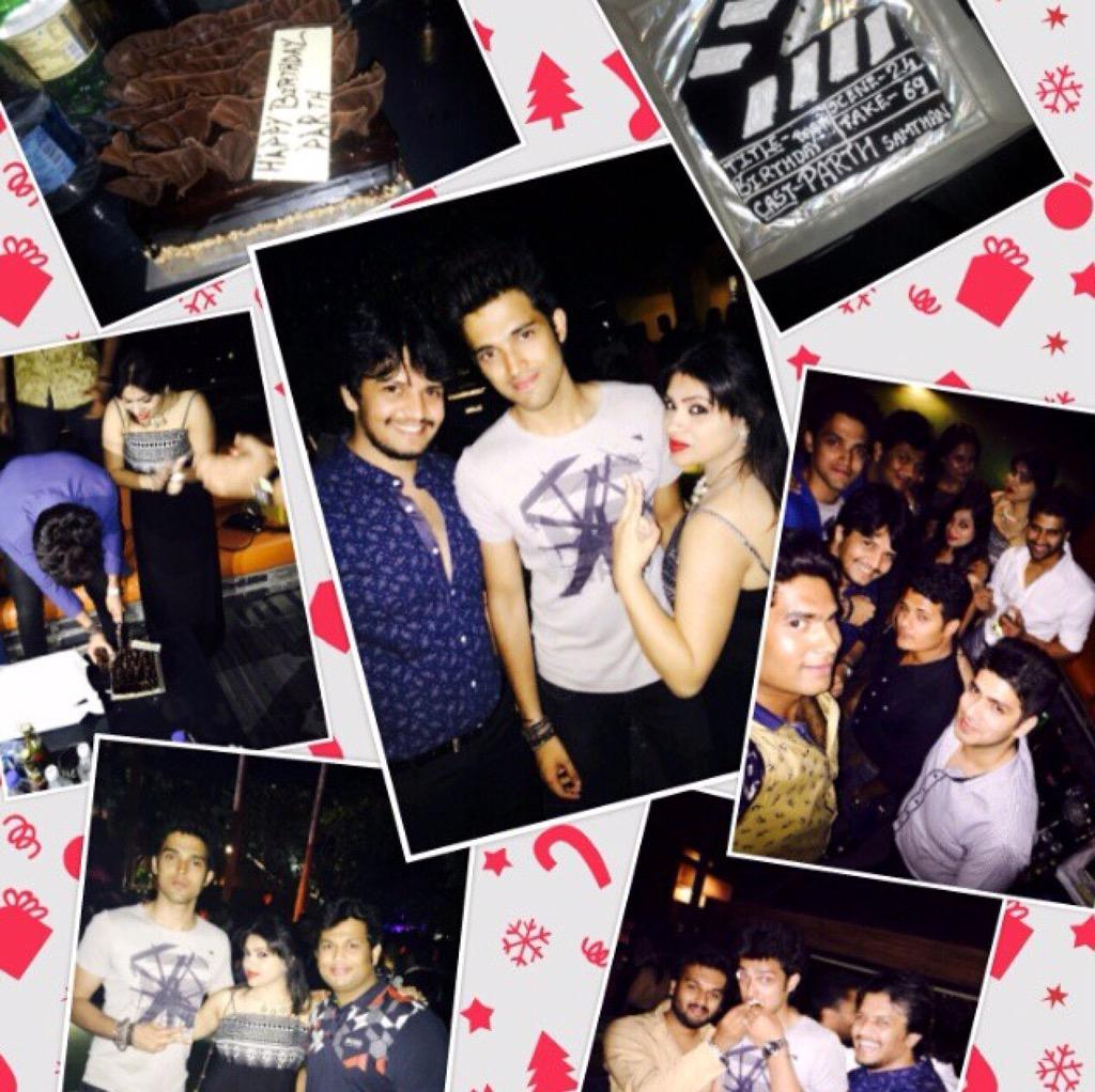 Parth samthaan fc on twitter quot posted by parth s sister on instagram