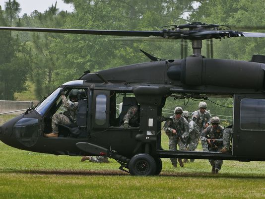 BREAKING: 7 Marines, 4 soldiers missing after Florida Blackhawk crash. Details developing: http://t.co/qi45qwowKc http://t.co/13Q6HW6Jvl