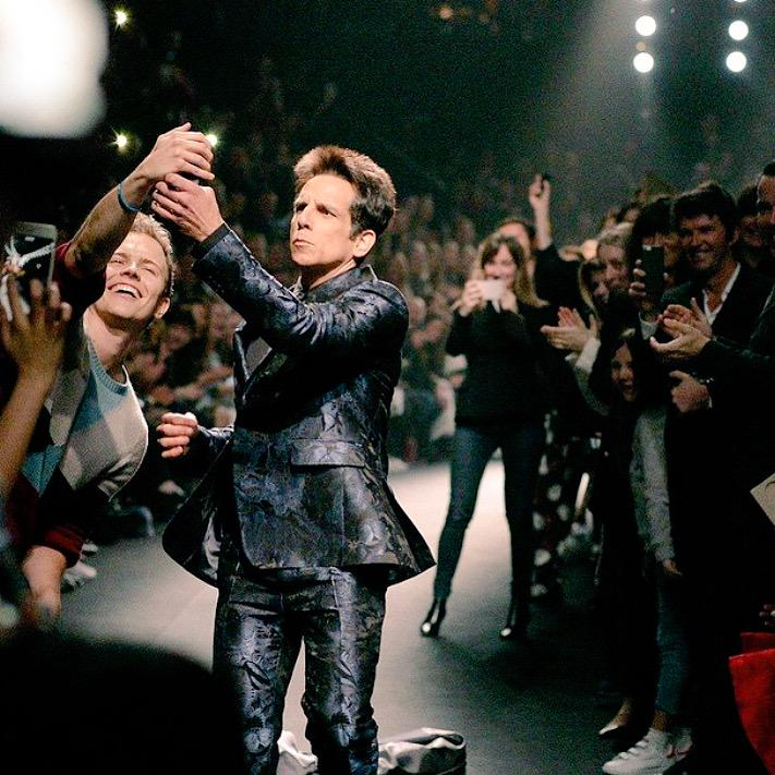 LOVE @jeromejarre vid of @maisonvalentino #Zoolander #fashion show w/ @RedHourBen http://t.co/EF6S3HPW6F http://t.co/feEEIrDu8e