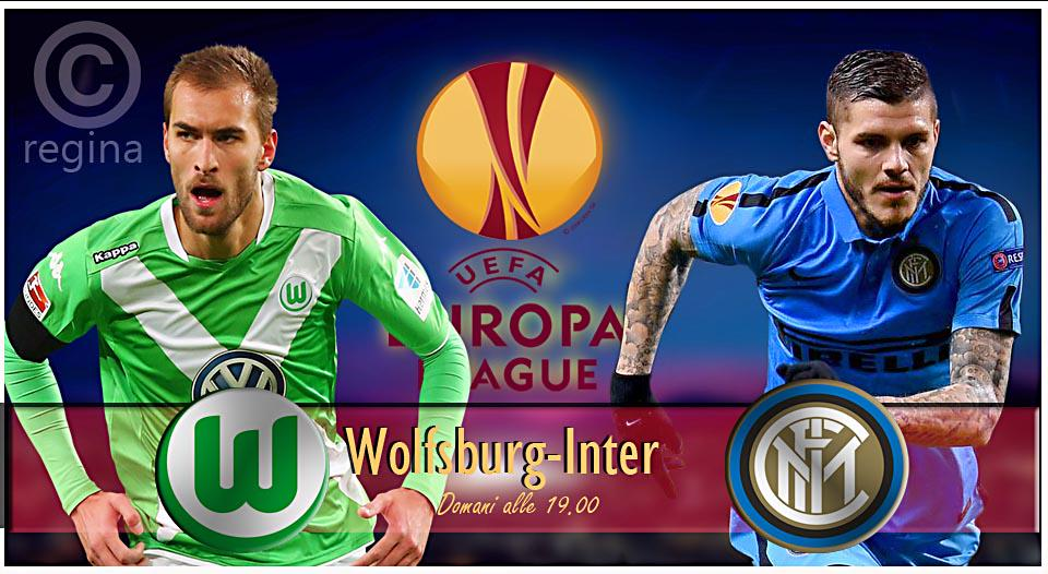 Rojadirecta Wolfsburg-Inter Streaming, come vedere la partita di Europa League