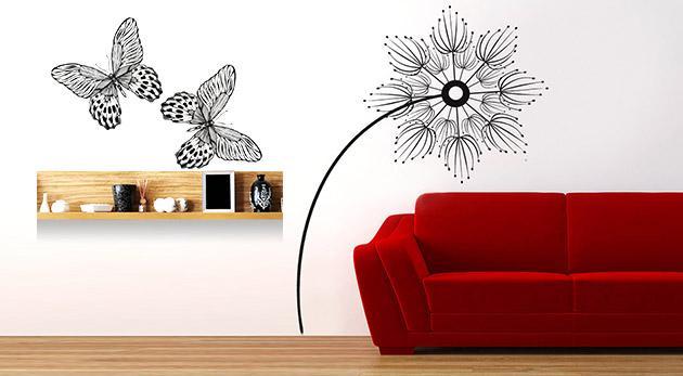 Nie je stena ako stena. Teda s dekoračnými nálepkami rozhodne nie! :) http://t.co/QUp2Xg9RZm #interiér #dizajn http://t.co/RZhB75Vi21