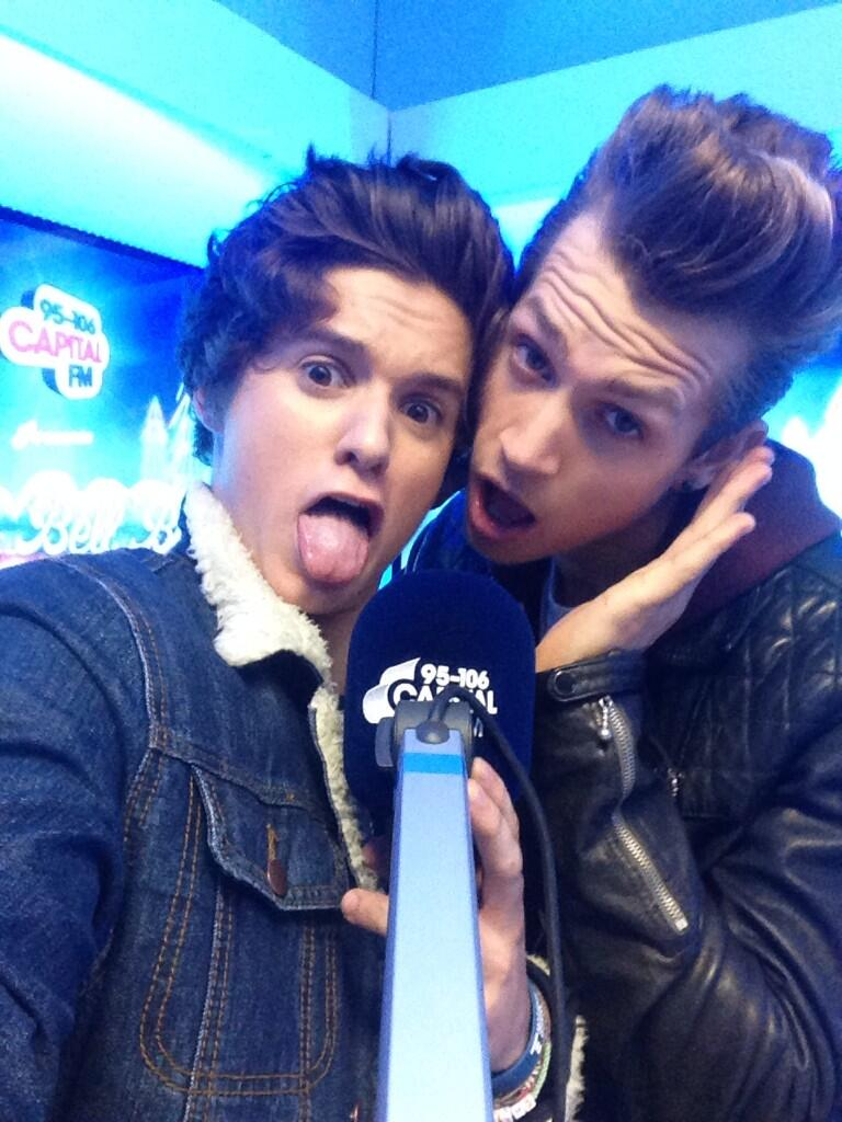 And (it's @richclarke) I found this on my phone. Thanks @TheVampsBrad and @TheVampsJames http://t.co/th14Ak6eNM