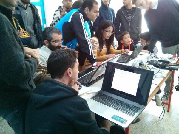 #meshsayada #commotion configuration @clibretn http://t.co/7rRJHDJKne