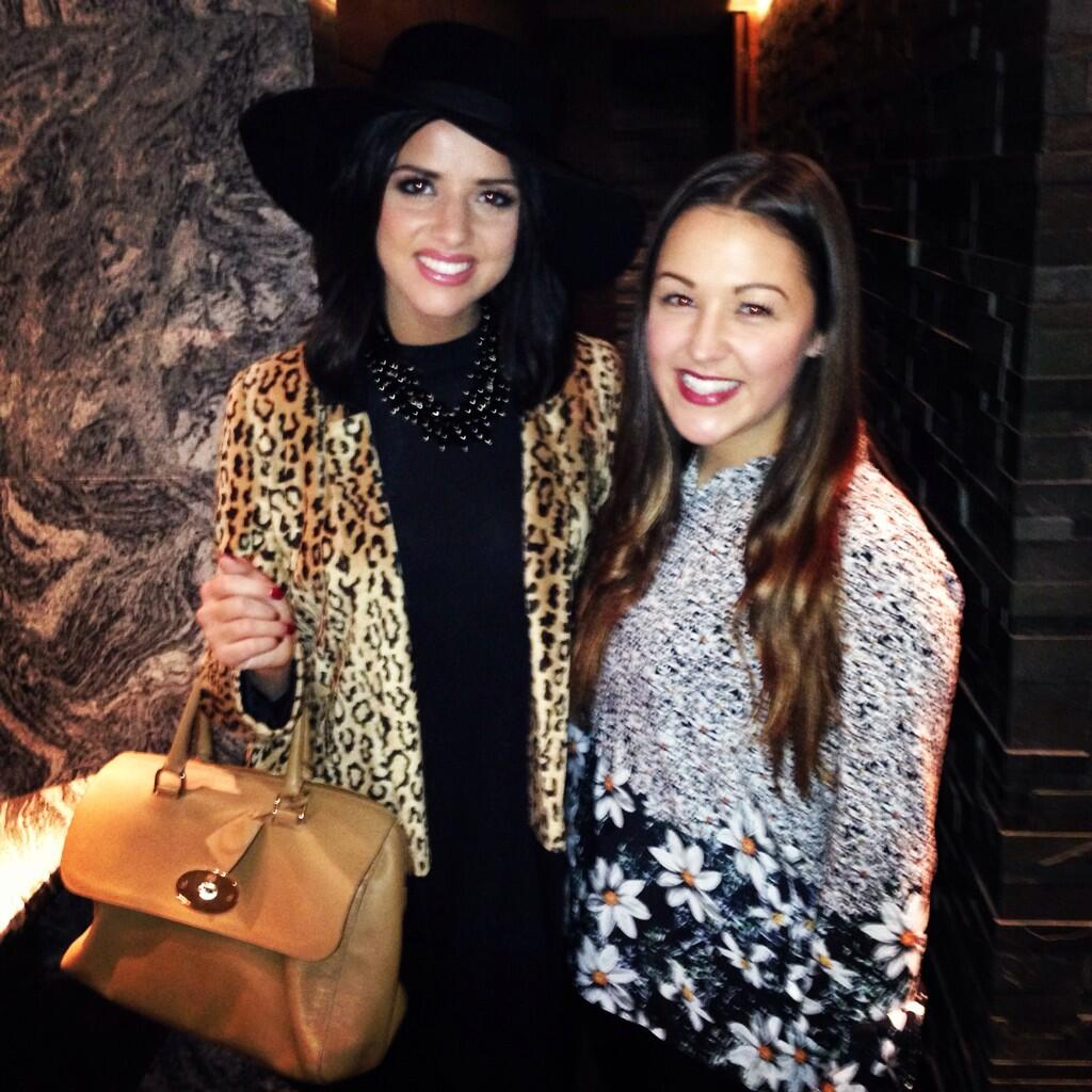 RT @Katycakes21: Saw the lovely and friendly @lucy_meck at Roka @Resultswithlucy inspiration http://t.co/2hFLngXYbS