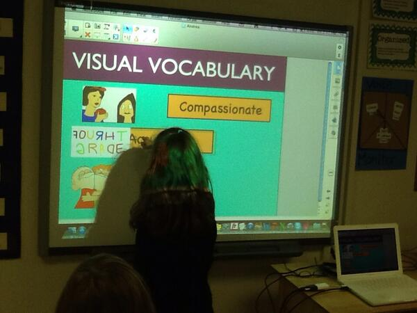 Amazing art tchr @shoshyart extending our #vocabaz making visual connections @SMeasroch @Patterson4th http://t.co/RLwLo0l7VH