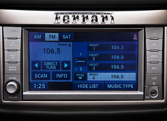 This is the UI that comes with your new $200,000 Ferrari.   ht @leighshare http://t.co/UQe3SpGc3t