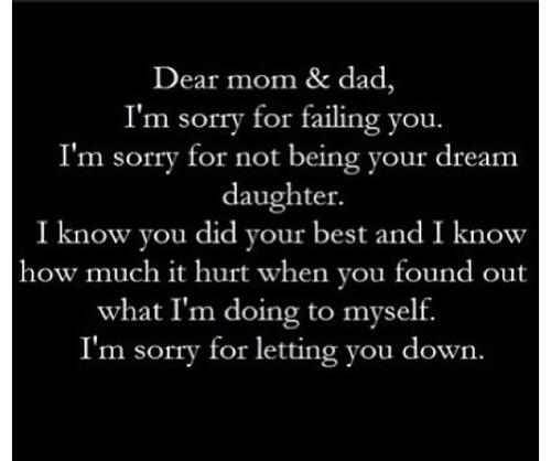 cuttingquote dear mom and dad cq pictwittercom3li2gtg2jc