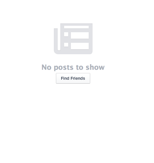 Twitter / allygreer: Thank you, Facebook you really ...