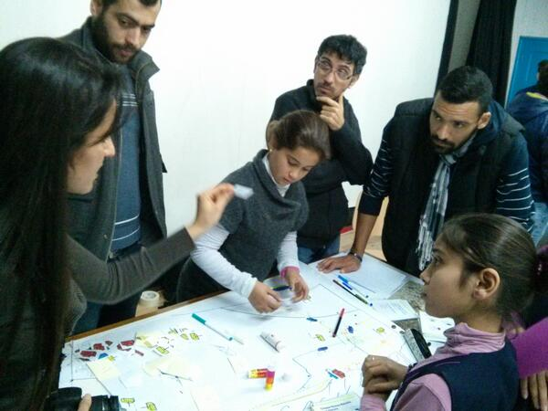 Our #Commotion Construction Kit in Tunisia #sayadamesh network planning @clibretn @oti @WORKDEPT http://t.co/LypS7dkReK via @sifrwahid