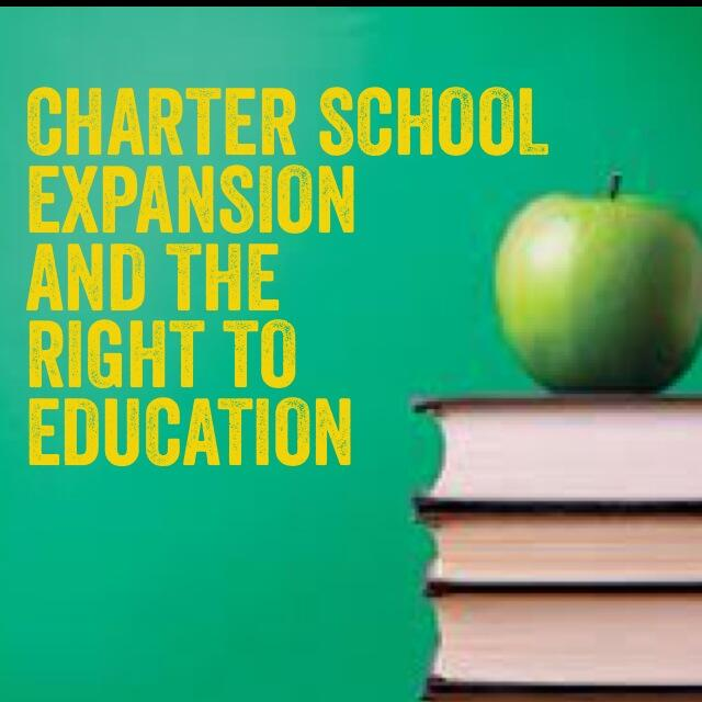 Twitter / USHRN: 'Charter School Expansion and ...