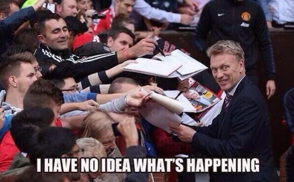 United Fans Crying a Man United Fan Admits he