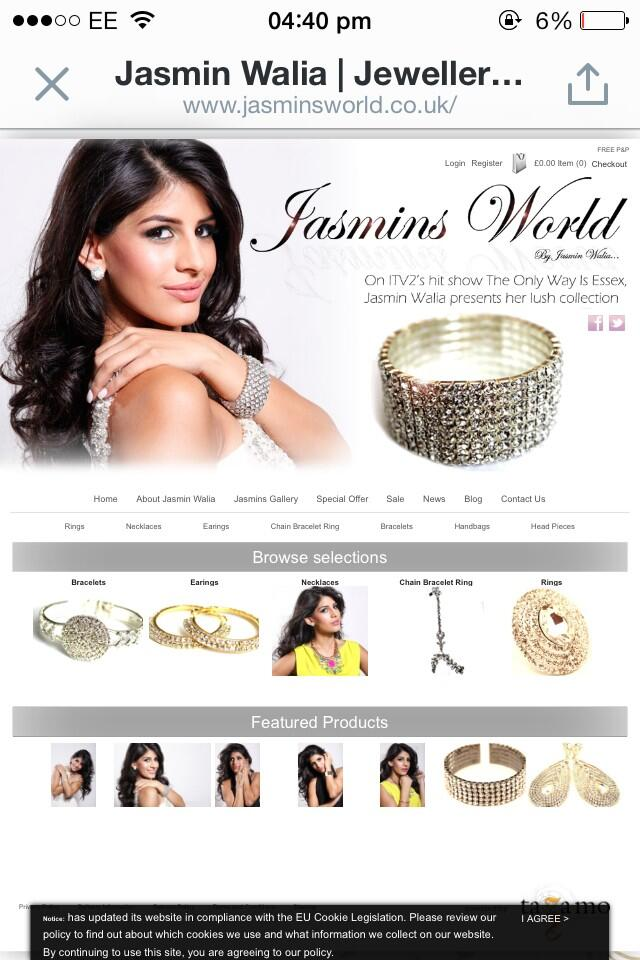 RT @waliaforever: Check it out for amazing stuff! http://t.co/5OzyprZTLq @jasminwalia http://t.co/n0EYzKlNyq