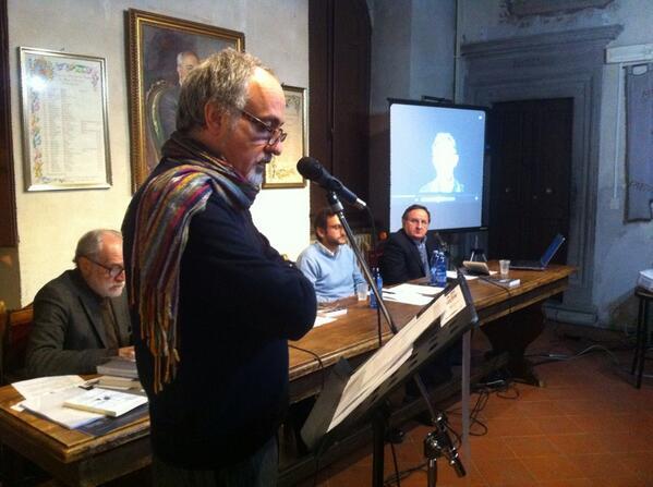 legge Andrea Biagiotti #iohovisto @PierVittBuffa @nicomara7 #memoria http://t.co/0HeBADTanI