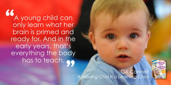 Why movement underpins all of early childhood development…  http://t.co/iq9FY1HJjd  #AMovingChild http://t.co/UZmDi2TtEV